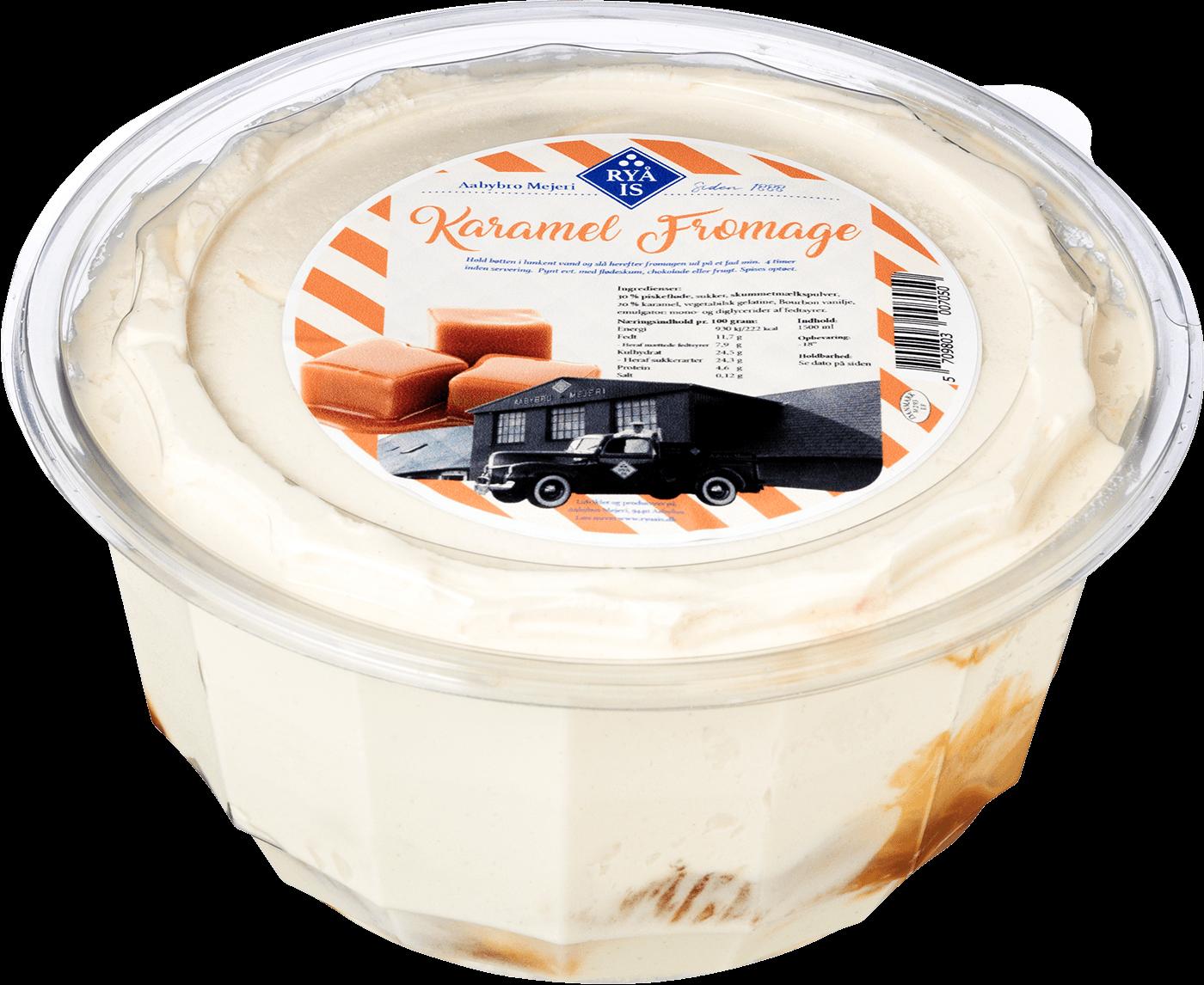 Karamel fromage